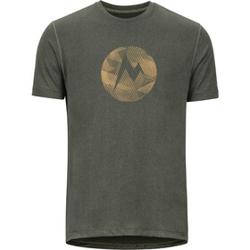 Marmot Transporter SS Tee Herr crocodile heather